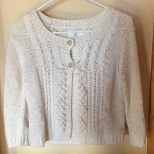 Size medium American eagle quarter sleeve sweater